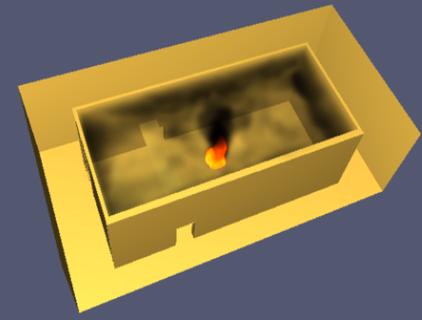 étude ingénierie de la sécurité incendie
