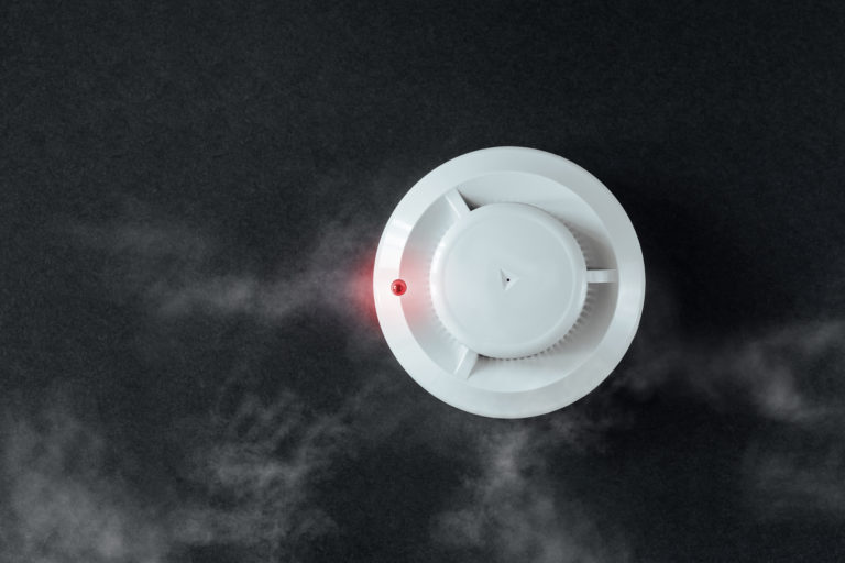 détecteur de fumées